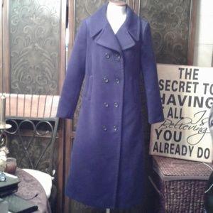 Forever 21 Dark Blue Coat